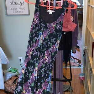 Band of Gypsies Floral Maxi